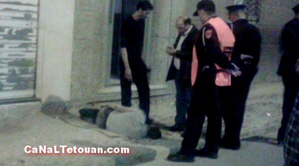 جريمة قتل بشعة بمدينة وزان … شاب يوجه طعنة قاتله لغريمه بسبب خلاف حول فتاة