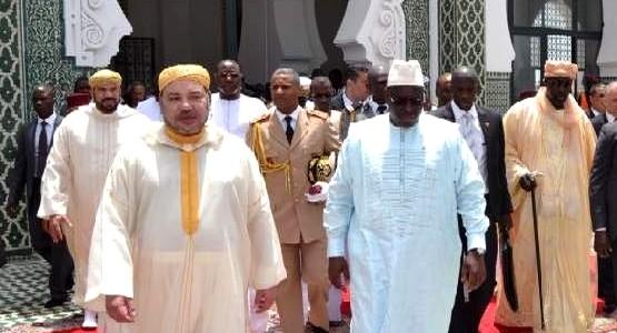 صحافة غينيا بيساو تحتفي بالزيارة الرسمية للملك محمد السادس
