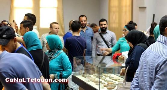 متحف الأثار بتطوان يربح رهان المزيح المتحفي ويحقق نسبة زيارة غير مسبوقة (صور)