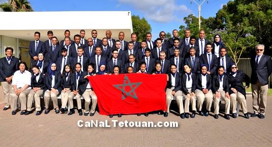 جمعية حنان بتطوان تمثل المغرب في الألعاب الأولمبية العالمية بلوس انجلس الأمريكية