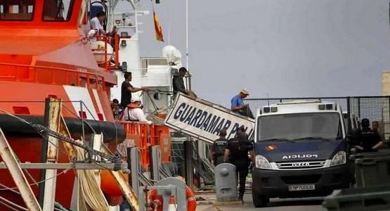سلطات مدينة سبتة تفكر في ترحيل المهاجرين السريين بعد تزايد أعدادهم