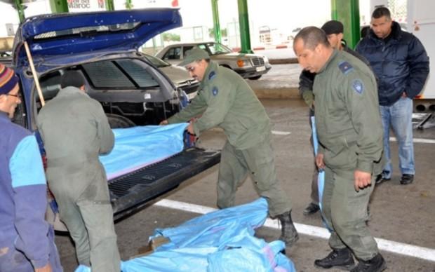 اعتقال مغربي حاول تهريب الحشيش داخل خزان وقود سيارته بسبتة