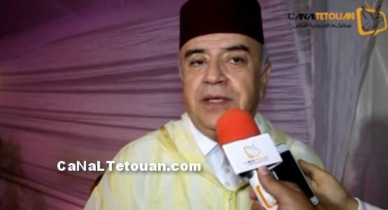 تصريح الفنان الكبير الحاج باجدوب لـِـ كنال تطوان في مهرجان صدى الأسحار