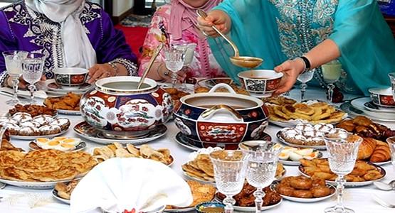 عادة تطوانية أصيلة خلال شهر رمضان !