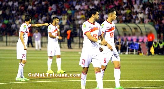 المغرب التطواني يتعادل أمام الهلال السوداني في مباراة قوية (صور)