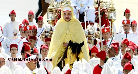 تطوان تستعد للإحتفال بعيد العرش