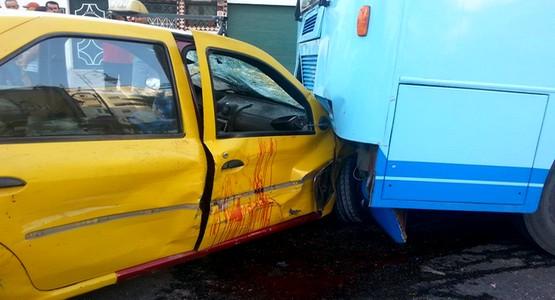 حادثة سير بشعة بشارع موريطانيا بتطوان