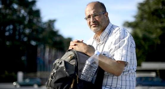الصحفي التطواني علي لمرابط يوقف اضرابه عن الطعام بجنيف