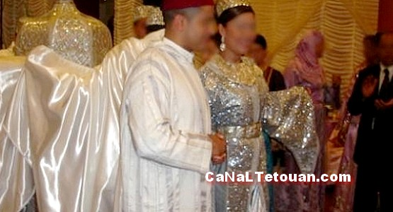 فرار عروسين من حفل زفافهما السري بطنجة اثر مداهمة الفندق من طرف الأمن قبل تقديم نفسيهما