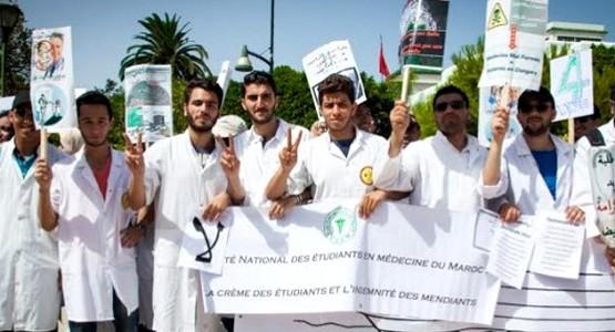 التنسيقية الوطنية لطلبة الطب: لا نرفض الخدمة الصحية لأسباب مادية بل لإجبارنا عليها