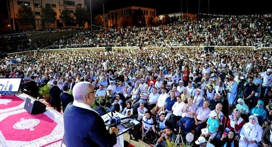 بنكيران يطير لتطوان لدعم ادعمار والطعن في بوخبزة
