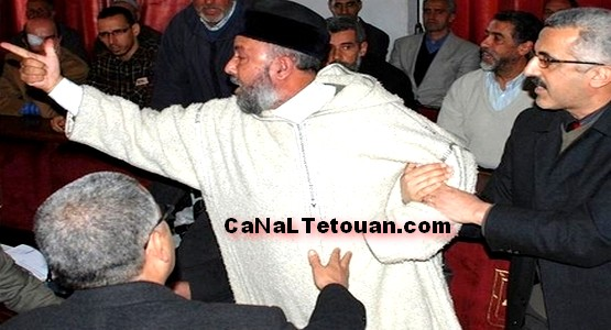 """الحرب الكلامية تشتعل: هكذا أجاب بوخبزة الوزير مصطفى الرميد بعدما وصفه بـ""""الحالة النفسية"""""""