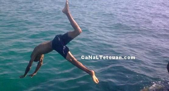 هل القفز المفاجىء في الماء يتسبّب في توقف القلب؟