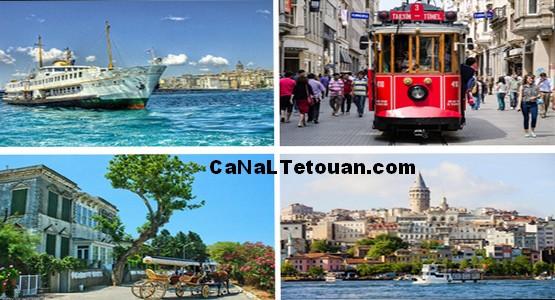 تطوان .. رحلة الى تركيا ابتداءا من 3200 درهم