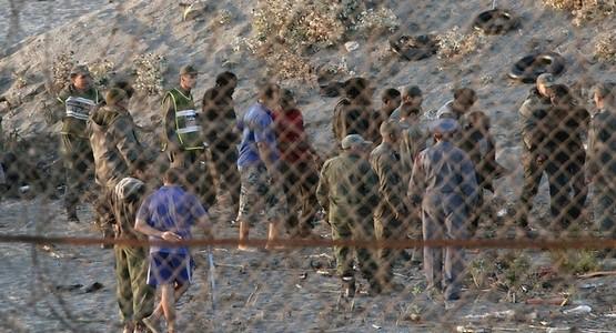 الأمن يمنع محاولة عبور 1000 مهاجر سري إلى سبتة المحتلة