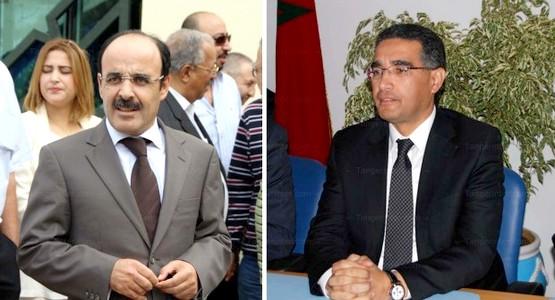 والي جهة طنجة تطوان الحسيمة محمد اليعقوبي يعلن حربا على إلياس العماري وحاشيته