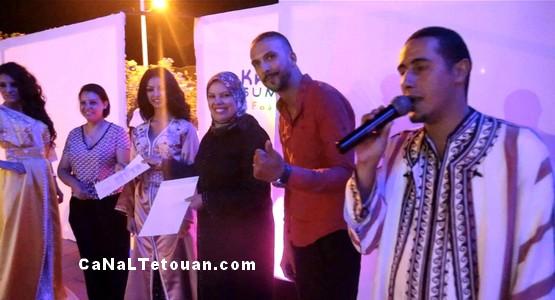 القفطان المغربي في قلب كابيلا فيستا