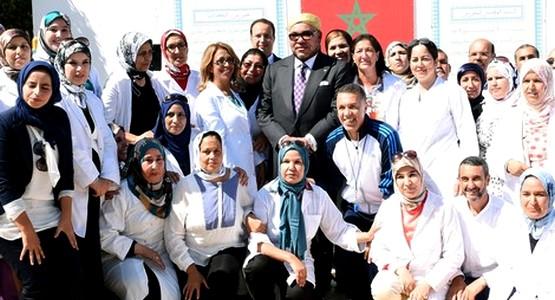 الملك محمد السادس يعطي انطلاقة الموسم الدراسي بمدينة تطوان