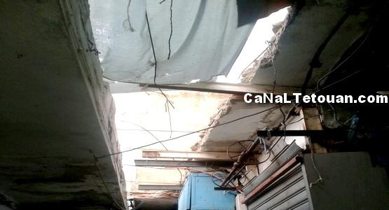 تطوان: مرافق سوق باب النوادر في حالة كارثية  ! (صور)
