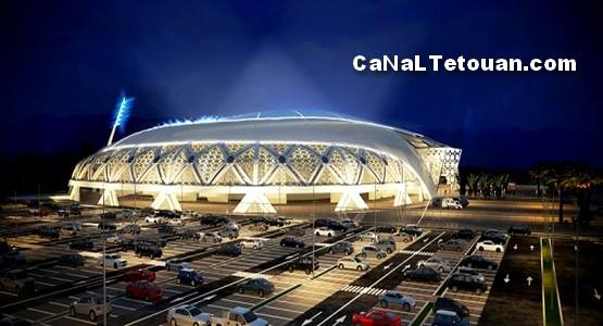 مهندس إسباني يتهم شركة مغربية بسرقة تصميم ملعب تطوان الكبير !