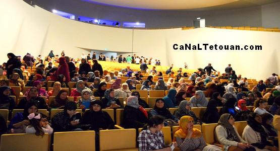 حفلة خيرية بمدينة سبتة بحضور ألمع المنشدين الاسلاميين