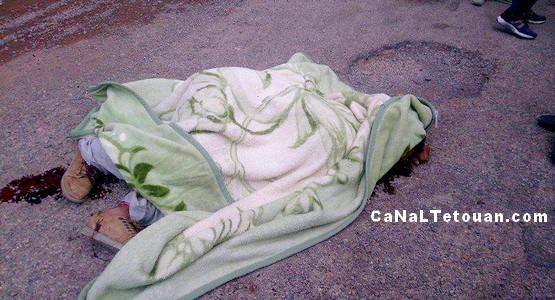انتحار طالب بالحي الجامعي بوجدة (صور)