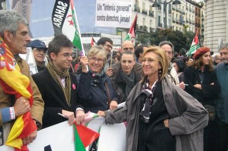 برلمان إسباني يدعم البوليساريو !