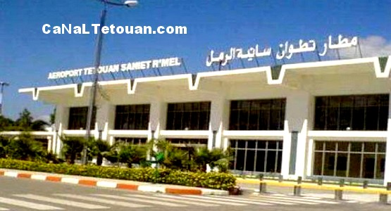 انخفاض عدد المسافرين بمطار سانية الرمل بتطوان