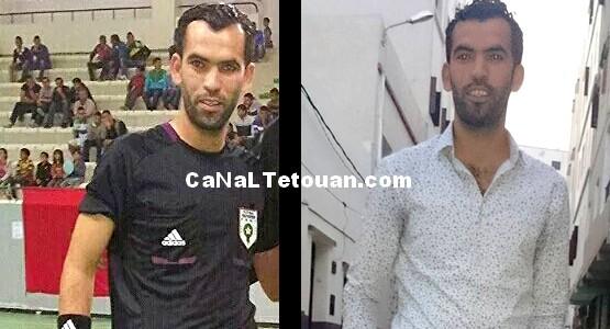 الحكم التطواني عثمان الزكلوي يحصل على الشارة الدولية في كرة القدم داخل القاعة