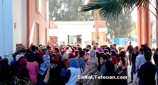 """السجن النافذ لـ""""سمسار التوظيفات"""" في جامعة تطوان !"""