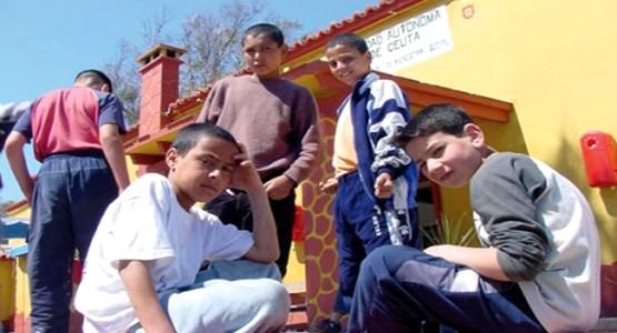 تقرير أوروبي : خوف من القاصرين المغاربة في مراكز الإيواء بسبتة !