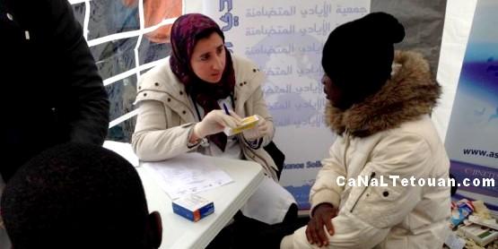تطوان .. انطلاق موفق لعملية تسوية الوضعية القانونية للمهاجرين