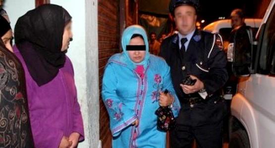 الاطاحة بأخطر بارونة للهجرة السرية بشمال المغرب
