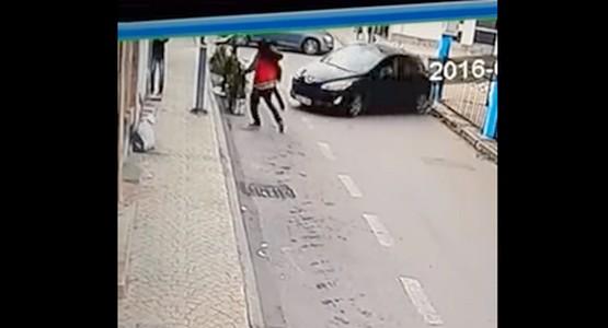 إفلات شخصين من موت محقق بمرتيل (شاهد الفيديو)