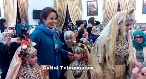 بحضور الوزيرة أفيلال .. جمعية الافق للتأهيل والتضامن تحيي حفلا بهيجا بتطوان