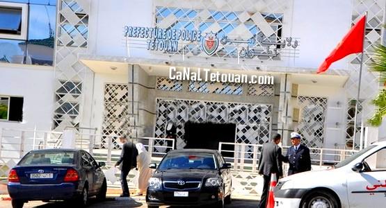 توقيف مقدم شرطة بتطوان اعتدى على مستخدم محل تجاري بمرتيل