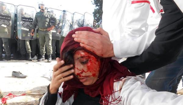 مهزلة: الرواية الرسمية للداخلية المغربية لما وقع الخميس الأسود