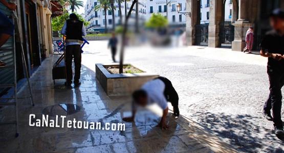 هزة أرضية تفزع سكان مدينة تطوان والنواحي !