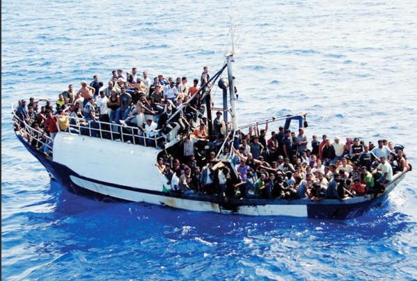 انقاذ أكثر من 100 مهاجر انطلقوا من السواحل المغربية في يوم واحد