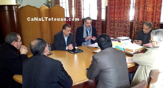 مدير الأكاديمية الجديد بجهة طنجة تطوان يستعرض استراتيجية عمله خلال لقاء تواصلي بتطوان