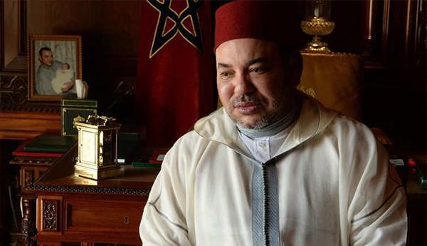 الملك يعزي الرئيس العراقي إثر الزلزال القوي الذي ضرب مناطق ببلاده