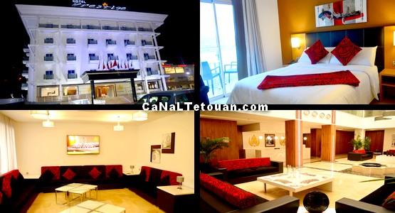 """فندق """"PRESTIGE"""" بتطوان يثير إعجاب زوار مدينة تطوان بخدماته الراقية و مرافقه الساحرة ! (صور)"""
