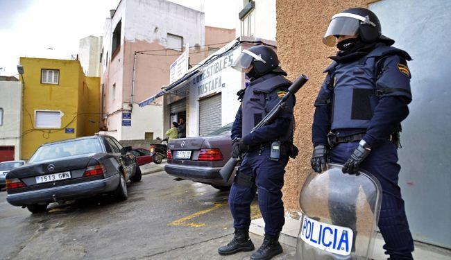 الأمن الإسباني يعتقل جهاديين مغاربة