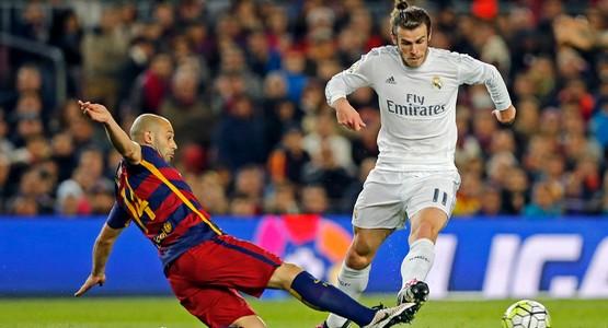 ملخص مقابلة الكلاسيكو الاسباني: برشلونة 01 / ريال مدريد 02 (فيديو)