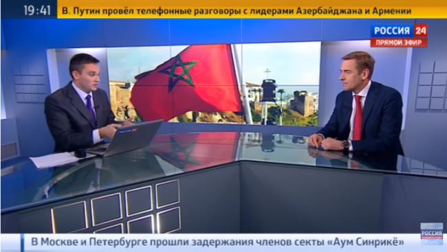 روسيا تعلن بيع طائرات وفتح مصنع لشاحنات عسكرية في المغرب (فيديو)