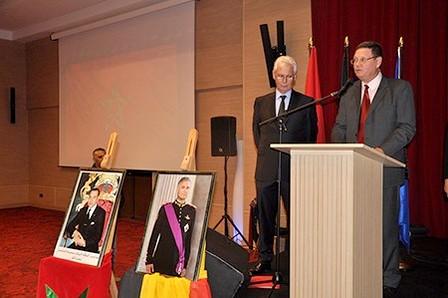 """سفير بلجيكا يؤكد أن المغرب يحظى بـ""""الأولوية"""""""