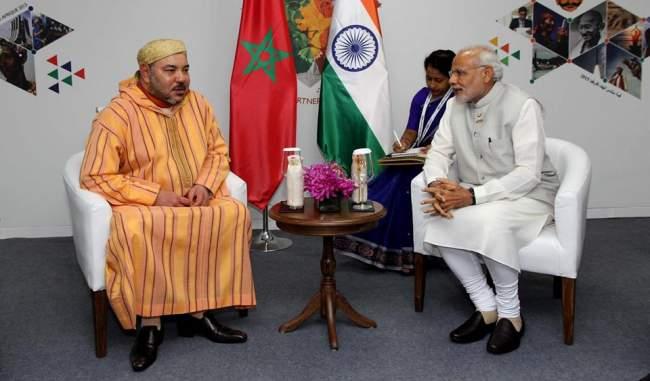 الهند ترد على الخطاب القوي للملك محمد السادس في السعودية