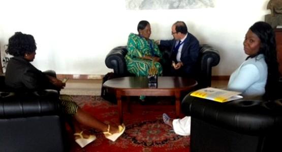 رئيس جهة طنجة تطوان الحسيمة يحصل على دعم المقاولات من سان مارينو