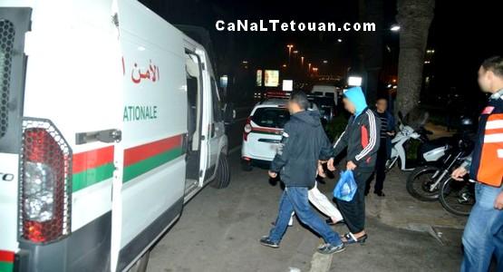 """اعتقال شخص بطنجة ومعه أزيد من 5900 قرص """"قرقوبي"""""""