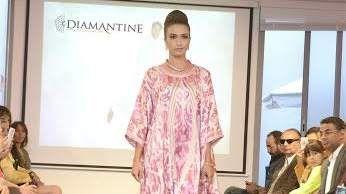 """القفطان المغربي يبهر الإسبان في """"أزياء الربيع"""""""